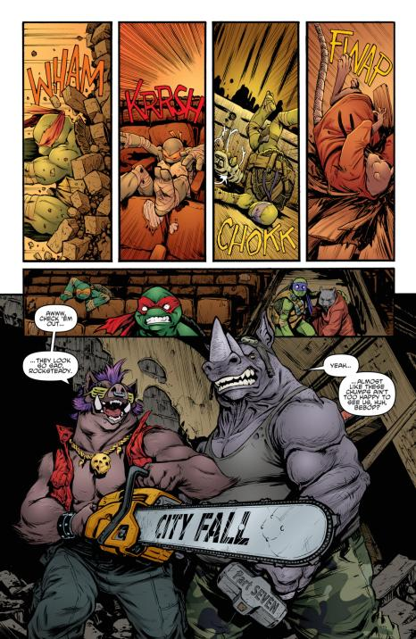 Teenage Mutant Ninja Turtles #28 (2013) - Page 4