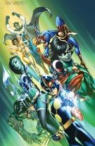 New Warriors #1 J. Scott Campbell Var Cover