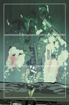The Punisher #1 Preview 1