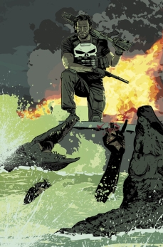 The Punisher #1 Preview 2