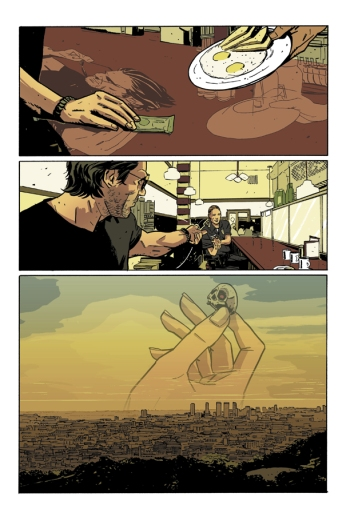 The Punisher #1 Preview 3
