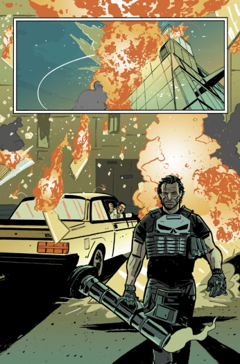 The Punisher #1 Preview 4