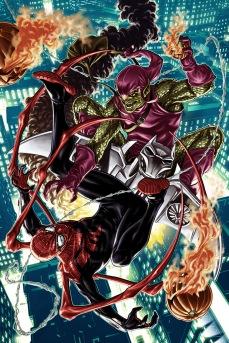 Superior Spider-man #27.NOW Mark Brooks Var Cover