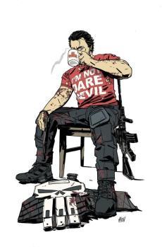 The Punisher #2 Mitch Gerads Reg Cover