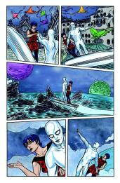 Silver Surfer Preview 1