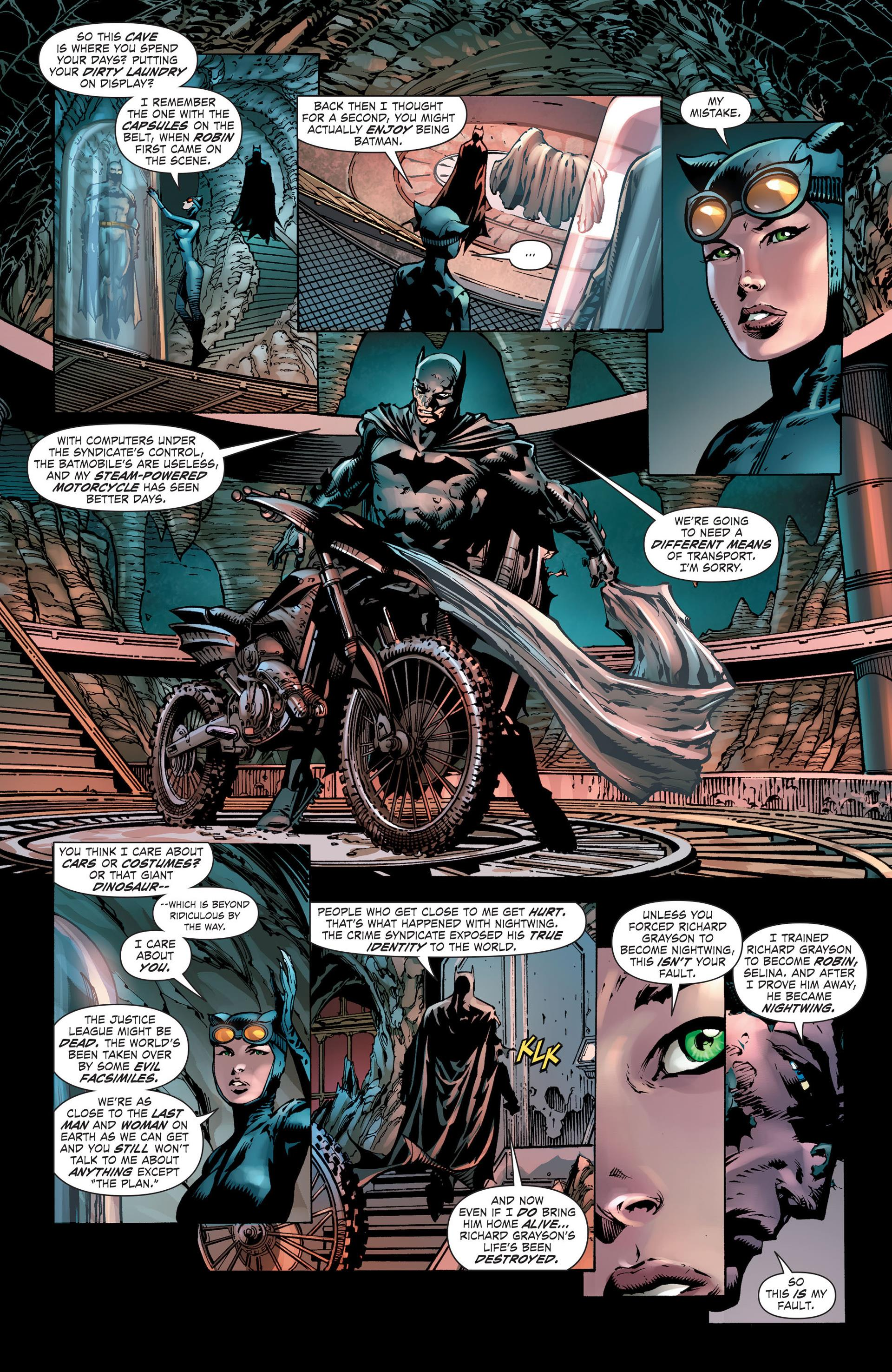 forever evil 4 page 5