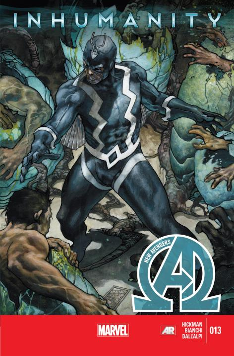 New Avengers  INH #13 - Page 1