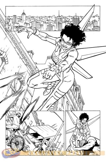 Marcus To Preview Page Courtesy: CBR
