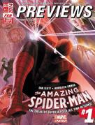 The Amazing Spider-Man #1 75th Anniversary Variant by Alex Ross