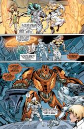 Stormwatch #27 Preview 4 Art By Yvel Guichet/LaMonte L Underwood