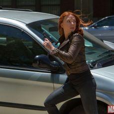 Scarlett Johansson as Black Widow