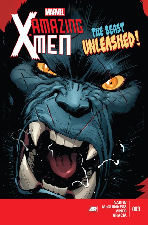 Amazing X-men #3 Cover