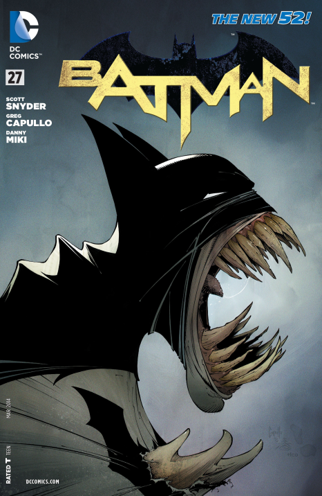 Batman #27 Cover