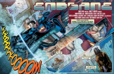 Batman/Superman #7 Preview 2 Art By Brett Booth/Norm Rapmund