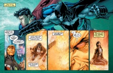 Batman/Superman #7 Preview 6 Art By Brett Booth/Norm Rapmund