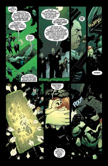 Batman & Two Face #27 Preview 5