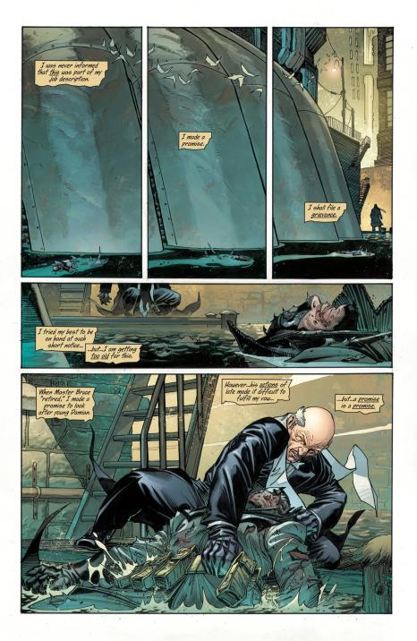 Damian - Son of Batman #3 (of 4) - Page 4
