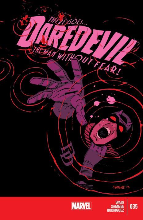 Daredevil #35 - Page 1