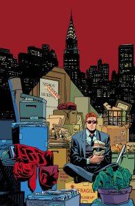 Daredevil #36 Cover by Samnee