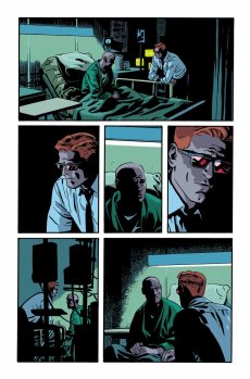 Daredevil #36 Preview 1 Art by Chris Samnee