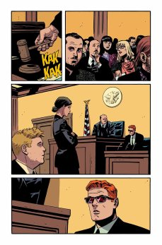 Daredevil #36 Preview 2 Art by Chris Samnee