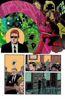 Daredevil #36 Preview 3 Art by Chris Samnee