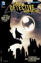 Batman: Detective Comics #27 Variant Cover By Greg Capullo