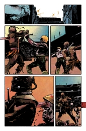 George Romero Empire Of The Dead #2 Preview 3 Art by Alex Maleev
