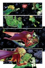 Green Lantern #28 Preview 1