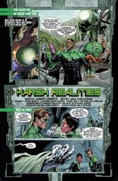 Green Lantern #27 Preview 1 Art By Dale Eaglesham