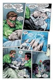 Green Lantern #27 Preview 3 Art By Dale Eaglesham