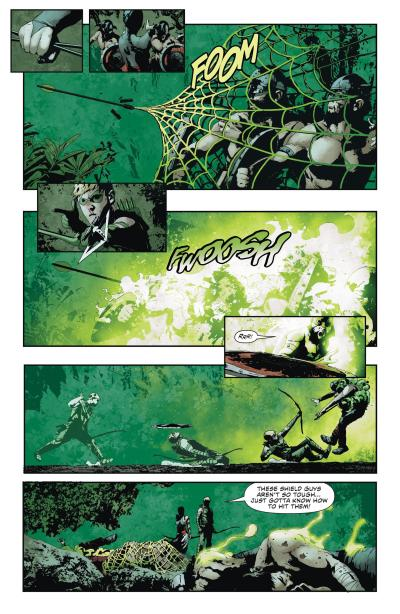 GREEN ARROW #27 - Page 11