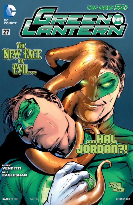 Green Lantern #27 - Page 1