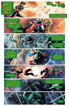 Justice League of America #11 Preview 1 Art by Eddy Barrows/Eber Ferreria