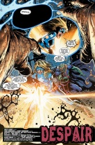 Justice League of America #11 Preview 3 Art by Eddy Barrows/Eber Ferreria