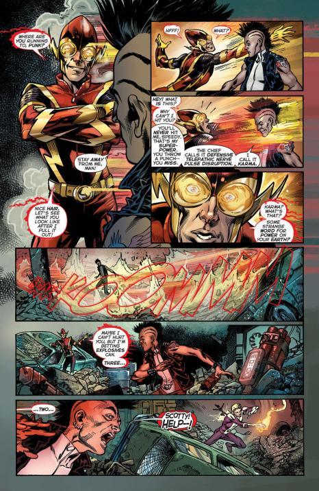 Justice League #27 - Page 6