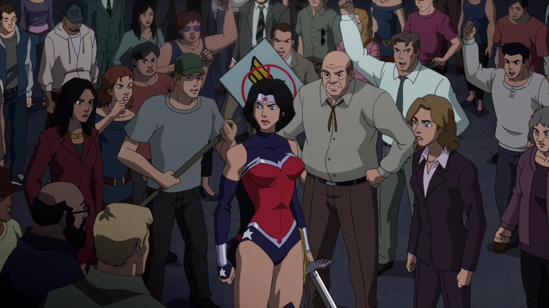 Justice League War Leave Them To Me Comicsrefueled