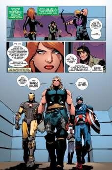 Loki: Agent of Asgard #1 Preview 2 Art by Lee Garbett