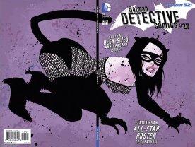 Batman: Detective Comics #27 Variant Cover By Frank Miller