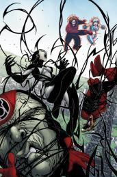 Red Lantern #28 Cvr