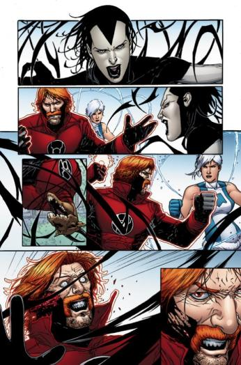 Red Lantern #28 Preview 1