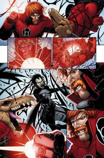 Red Lantern #28 Preview 2