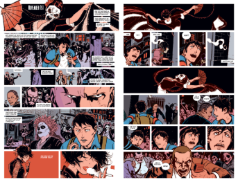 Deadly Class #1 Preview 6