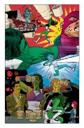 She-Hulk #1 Preview 1 Art by Javier Pulldo