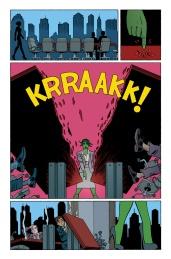 She-Hulk #1 Preview 3 Art by Javier Pulldo