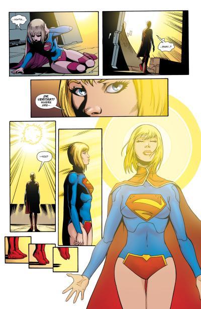 Supergirl V6 #27 - Page 19