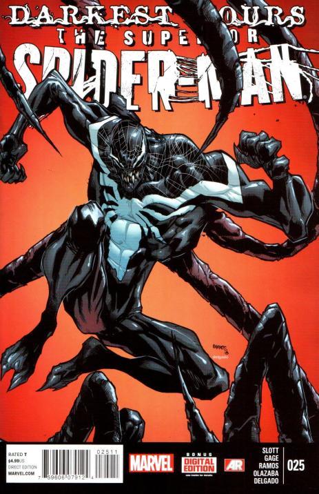 Superior Spider-Man #25 - Page 1