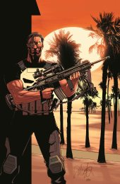 The Punisher #1 Preview 4 Art By Mitch Gerads