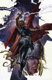 Thor: God of Thunder #19.NOW Simone Bianchi Var Cvr
