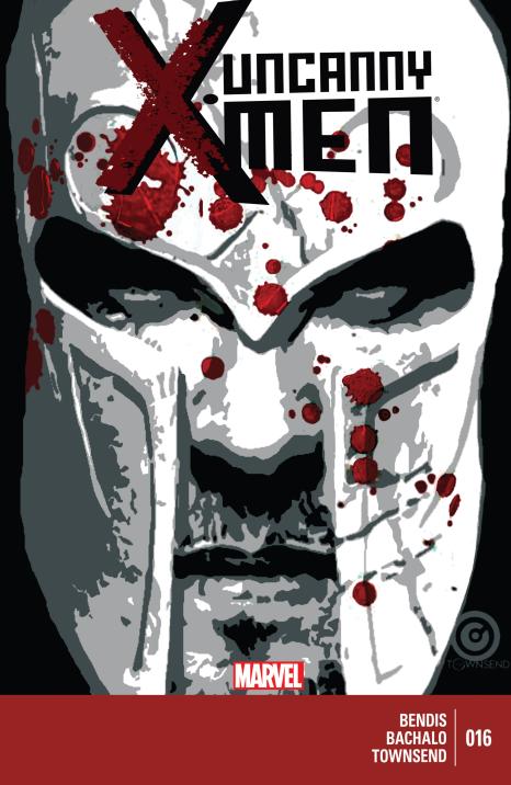 Uncanny X-men #16 Cover